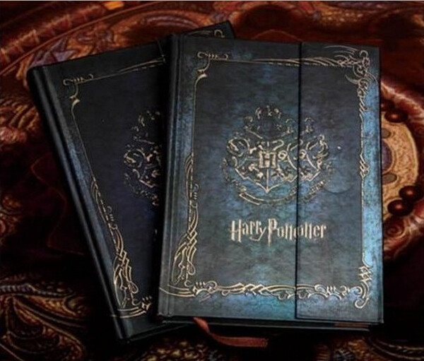 Premium Harry Potter Vintage Diary - Best Fantasy Shop
