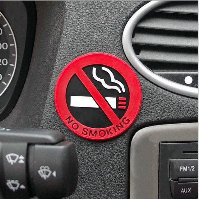 No smoking sticker - Best Fantasy Shop