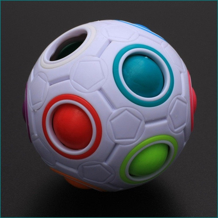 fidget sphere ball toy