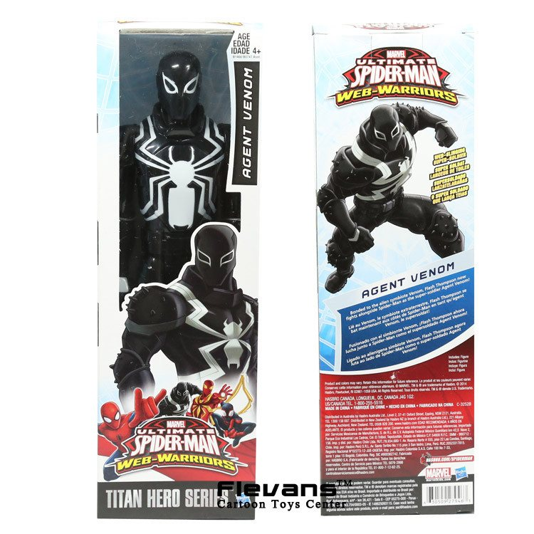 "Iron Man /Captain America/ Agent Venom Toy - 12"" 30cm"