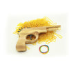 Rubber Band  Wooden Gun