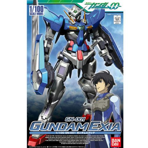 GN-001 Gundam Exiawith original box 1/100 - Best Fantasy Shop