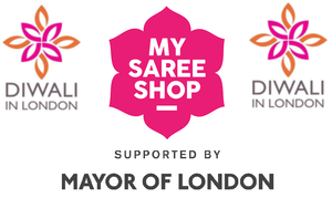 Celebrate Diwali with MySareeShop on London's Trafalgar Square 2017