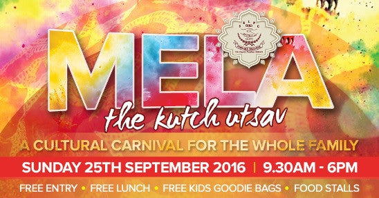 Shree Kutch Utsav - Kutch Mela Northolt