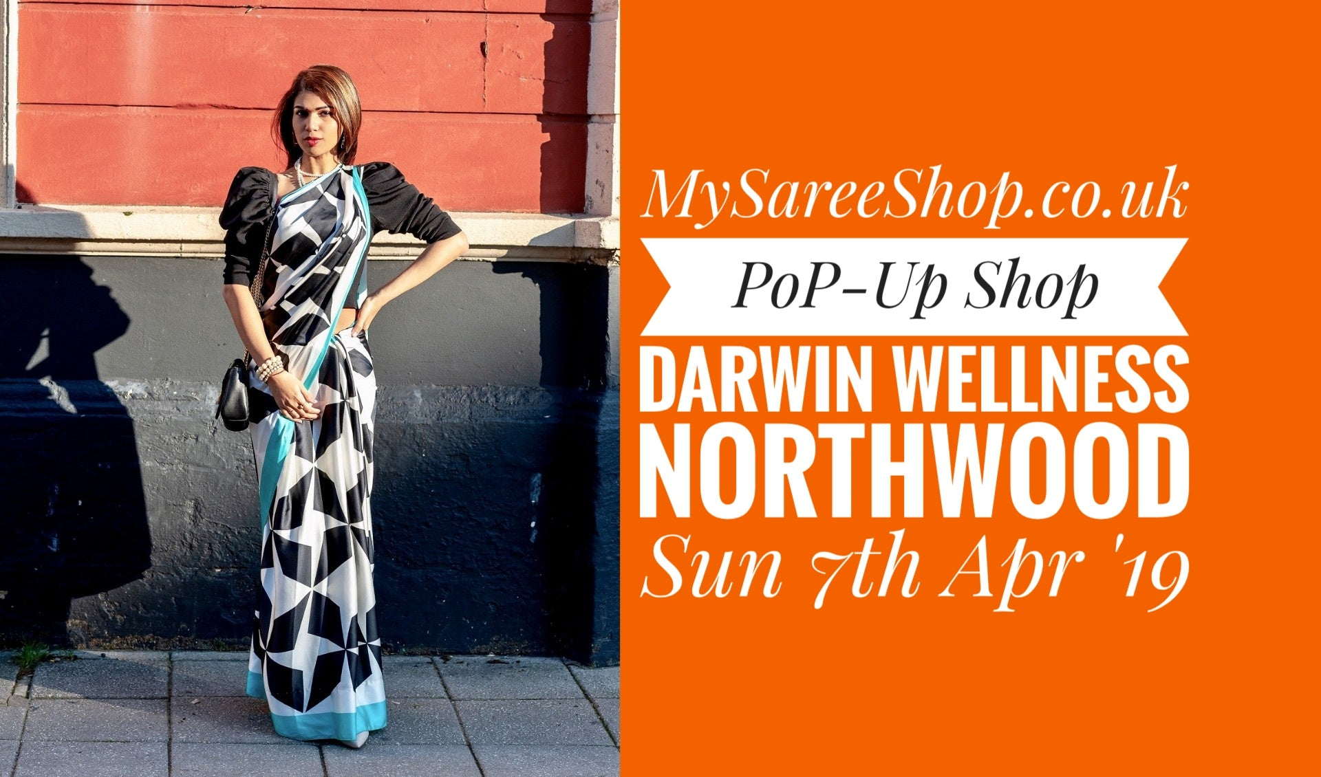 MYSAREESHOP POP-UP SHOP (April 2019)