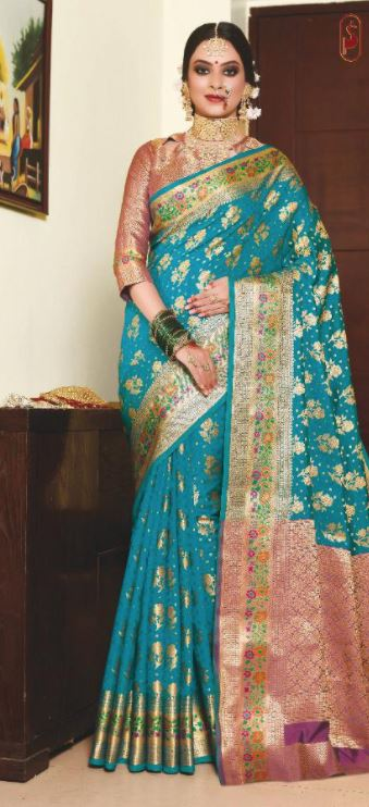 1514 - Silk Saree