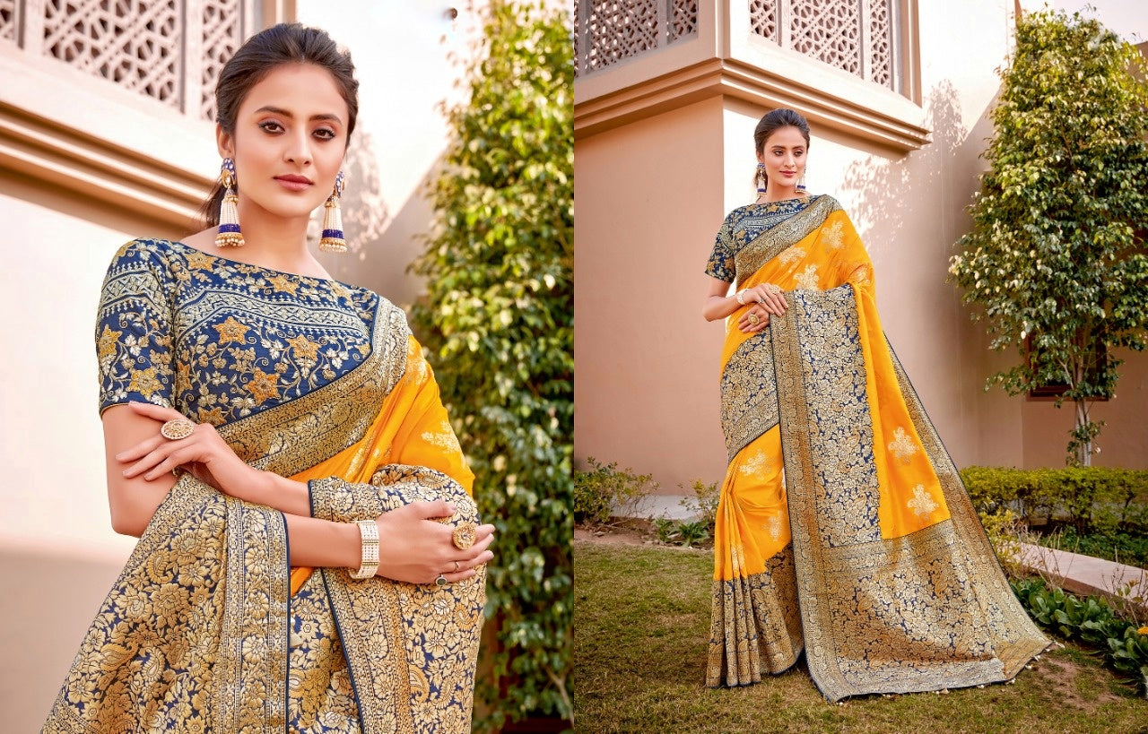 1233 - Silk Saree