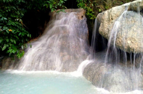Aguinid Falls affordable tour packages in the philippines