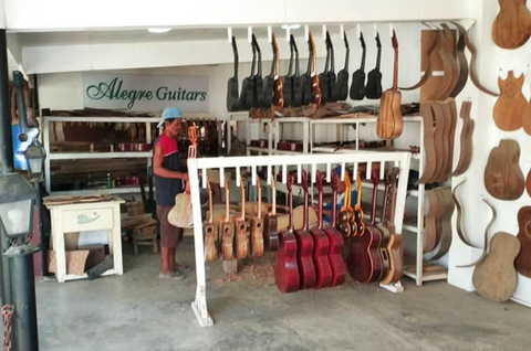 Alegre Guitar Factory