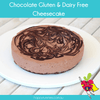 Chocolate Gluten & Dairy Free Cheesecake Recipe - Happy Tummies