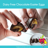 Dairy Free Chocolate Filled Eggs - Happy Tummies