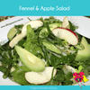 Fennel & Apple Salad - AllergySave - Happy Tummies
