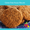 Gluten Free Anzac Biscuits - Happy Tummies