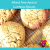 Wheat Free Apricot Biscuits - Happy Tummies
