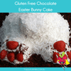 Gluten Free Chocolate Easter Bunny Cake - Mummy Made.It - Happy Tummies
