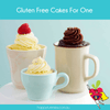 Gluten Free Cakes For One - Happy Tummies