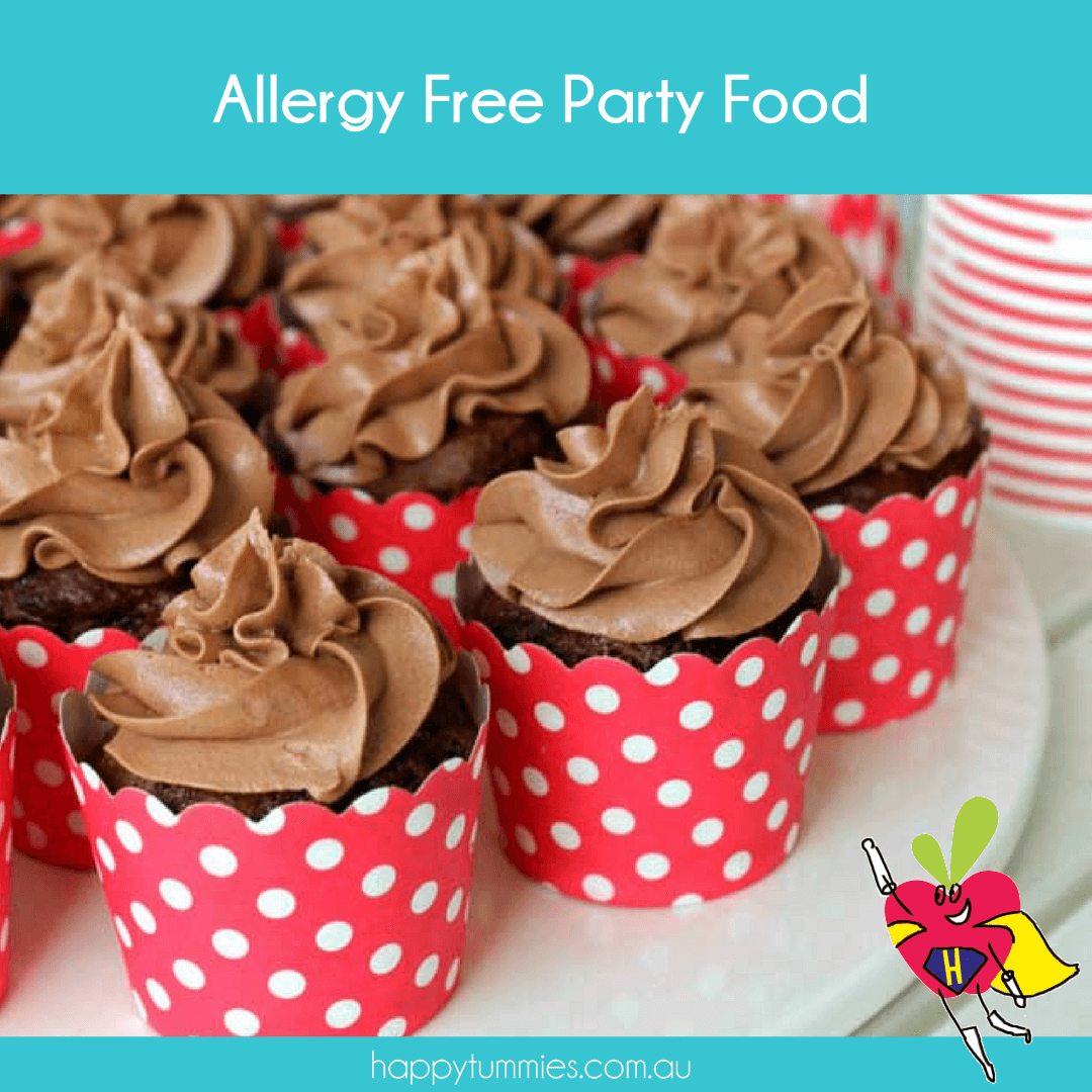 Gluten Free Party Food - Happy Tummies