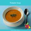 Gluten Free Pumpkin Soup - Happy Tummies