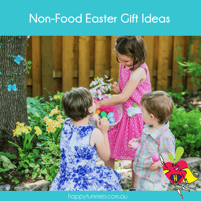Easter recipes happy tummies pty ltd 25 non food easter gift ideas for kids negle Choice Image
