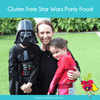 Star Wars Gluten Free Party Food - Happy Tummies