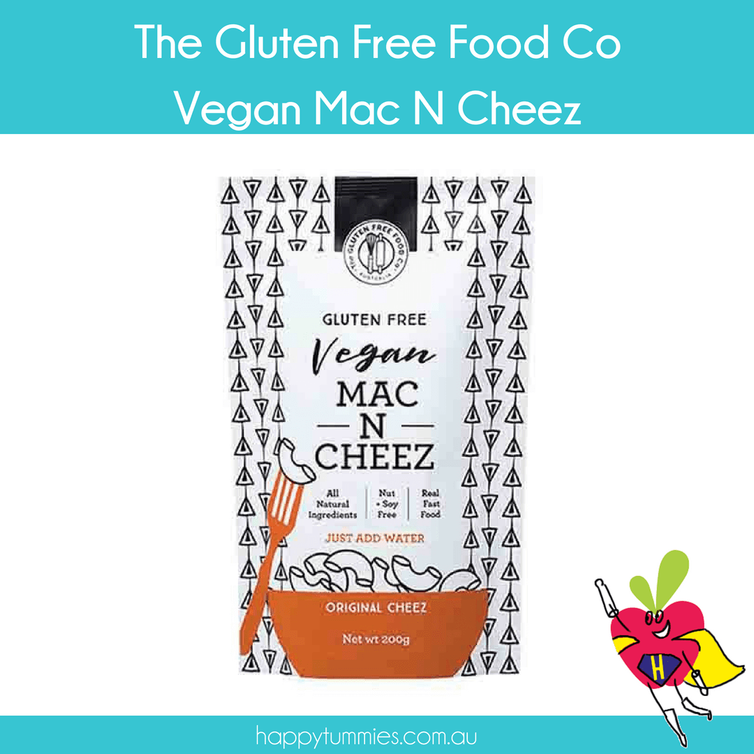 The Gluten Free Food Co Vegan Mac N Cheez