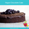 Vegan Chocolate Cake - Mummy Made.It - Happy Tummies