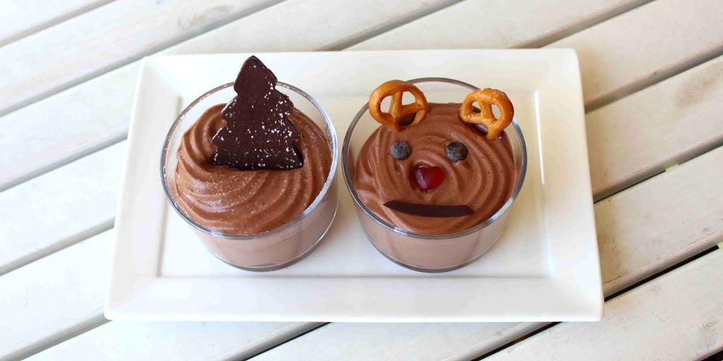 Dairy Free & Egg Free Chocolate Mousse - Happy Tummies