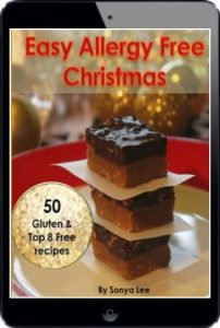 Easy Allergy Free Christmas - Allergysave - Happy Tummies