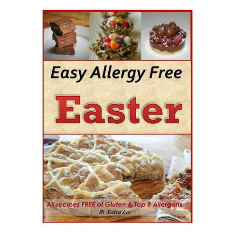 Easy Allergy Free Easter - Allergysave - Happy Tummies