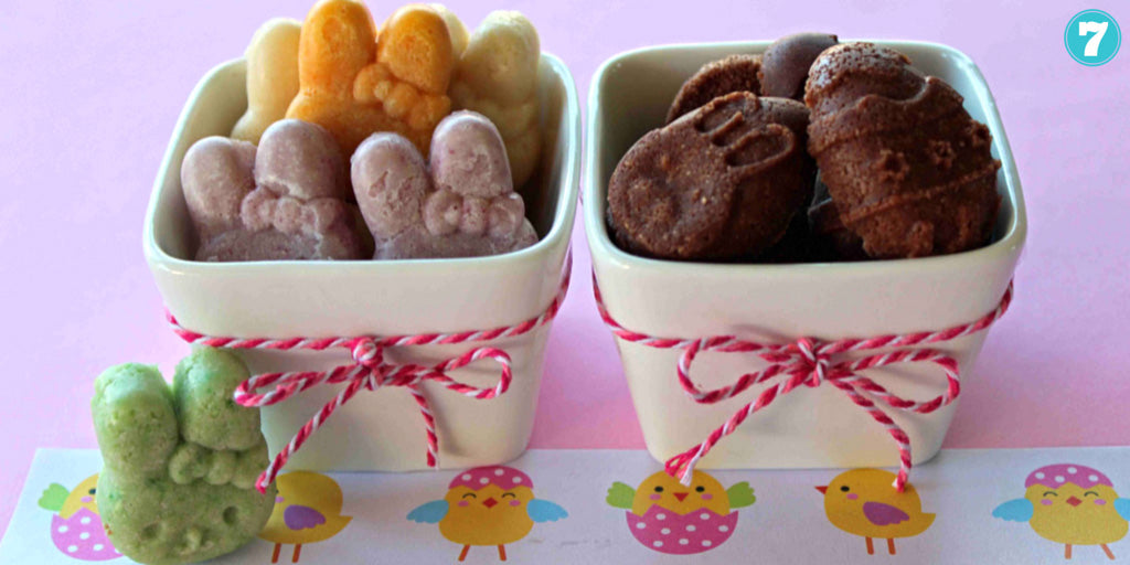 Dairy Free Chocolate Easter Ideas - Happy Tummies