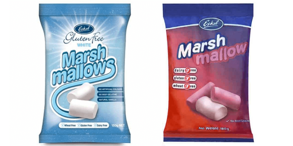 Eskal Foods Gluten Free Marshmallows - Happy tummies