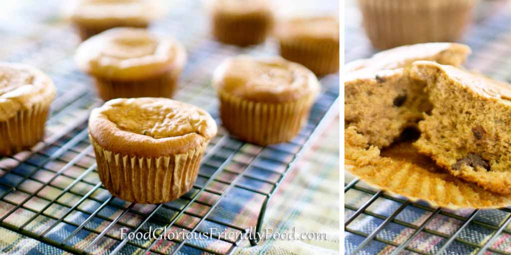 Gluten Free Buckwheat Banana Muffins - Happy Tummies