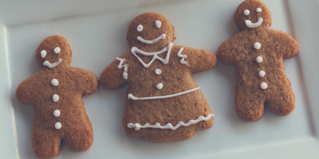 Gluten Free Gingerbread Men – Happy Tummies Pty Ltd