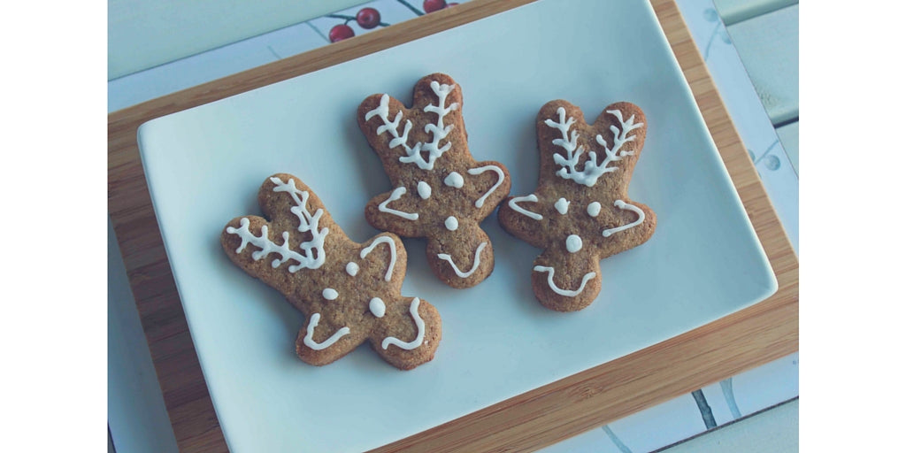 Gluten Free Gingerbread Men Recipe - Happy Tummies