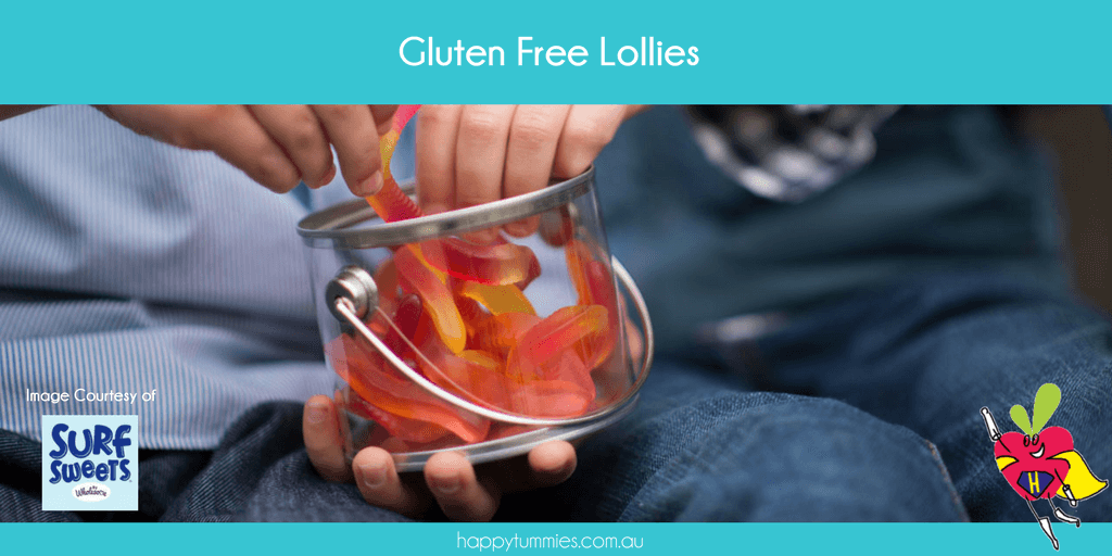 Gluten Free Lollies - Happy Tummies