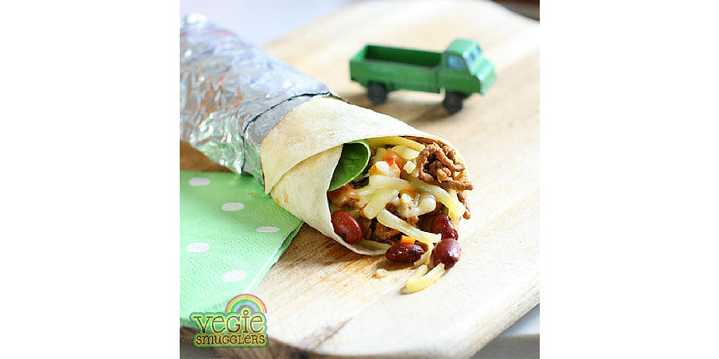 Gluten Free Wraps Recipes - Happy Tummies - Vegie Smugglers