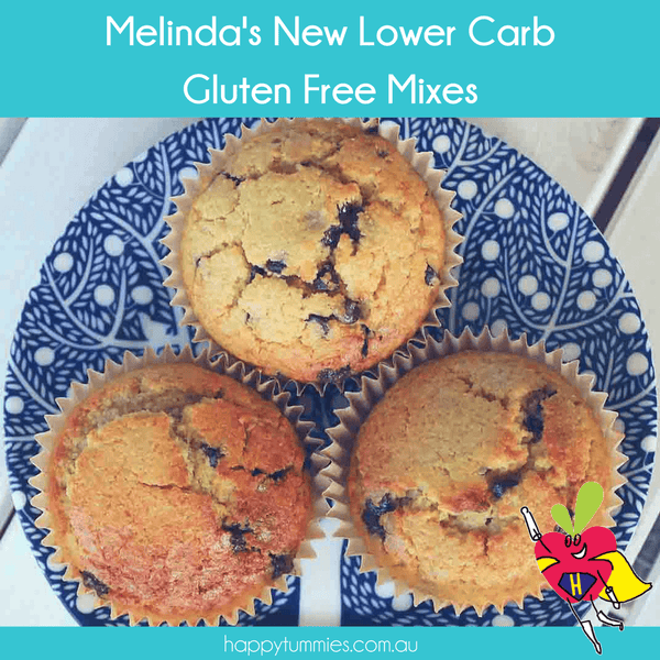 Melinda's Gluten Free Goodies Lower Carb Muffin Mix - Happy Tummies