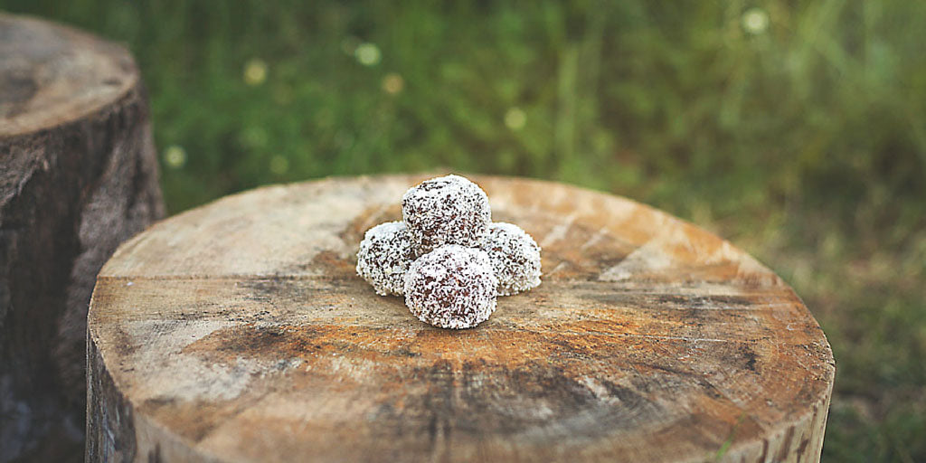 Nut Free Bliss Balls Recipe - Happy Tummies
