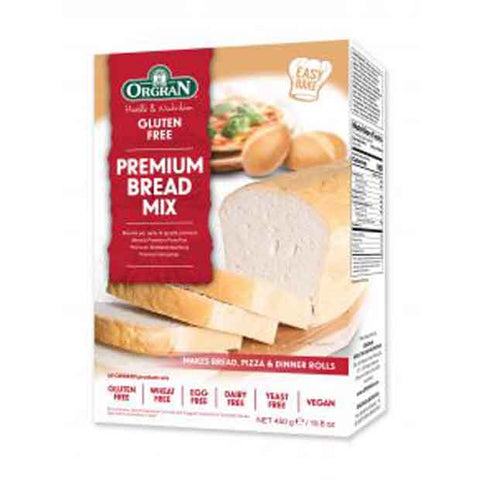 Orgran Gluten Free Bread - Happy Tummies