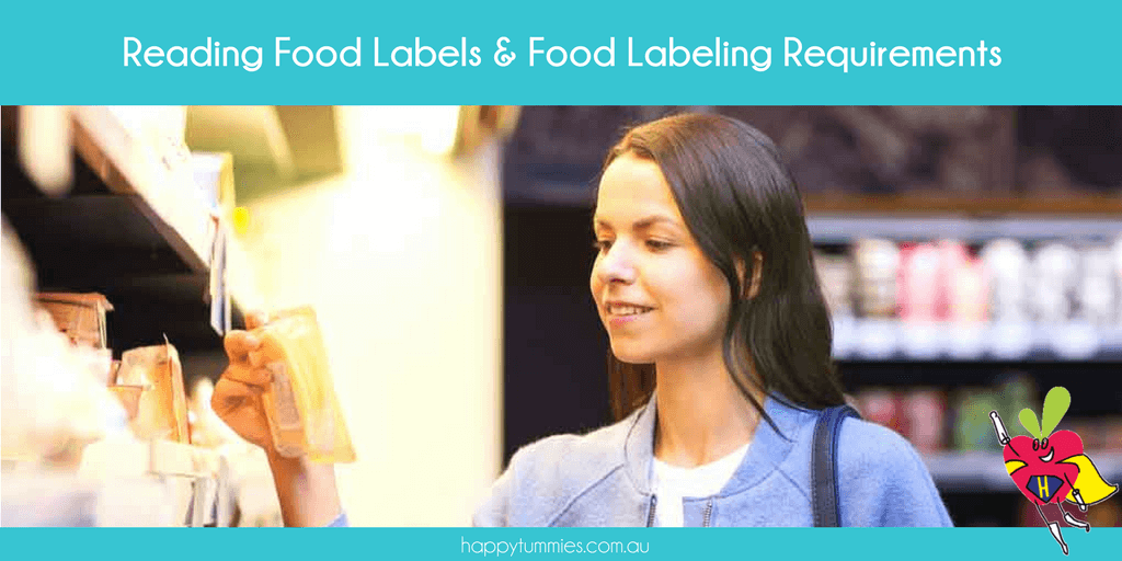 Reading Labels & Finding Safe Food Fast - Happy Tummies