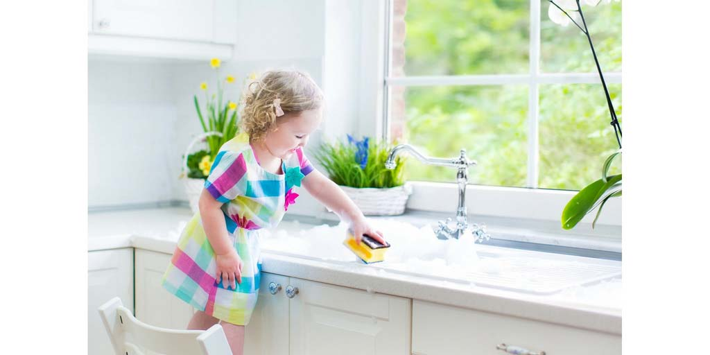 Resparkle Organic Cleaning Products - Happy Tummies