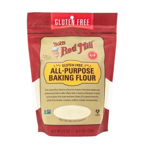 Bobs Red Mill All Purpose Flour 595g - Happy Tummies