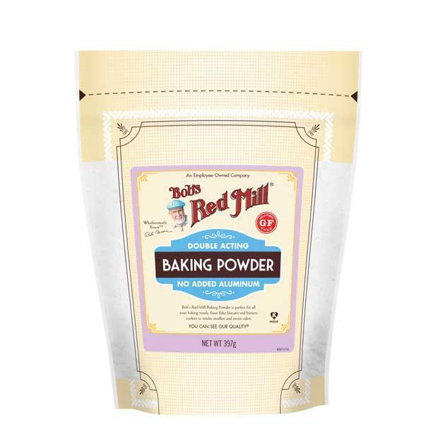 Bobs Red Mill Baking Powder 397g - Happy Tummies