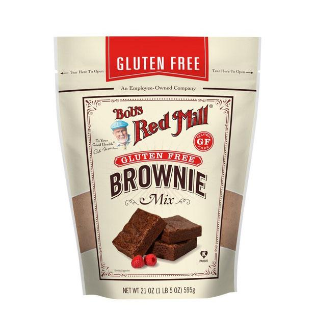 Bobs Red Mill Gluten Free Brownie Mix 595g - Happy Tummies