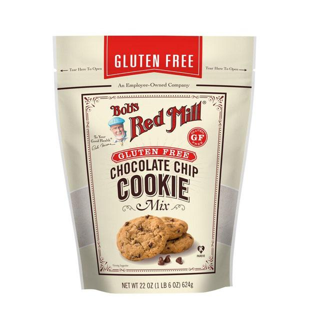 Bobs Red Mill Chocolate Chip Cookie Mix 624g