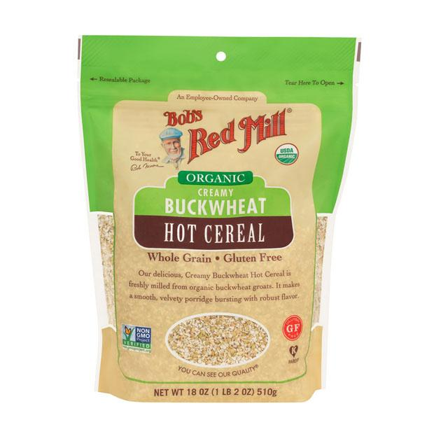 Bobs Red Mill Organic Creamy Buckwheat Cereal 510g - Happy Tummies