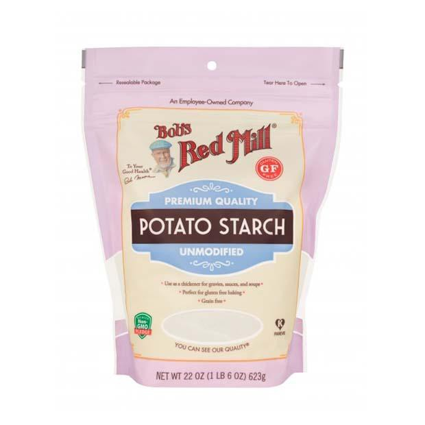 Bobs Red Mill Potato Starch 624g - Happy Tummies