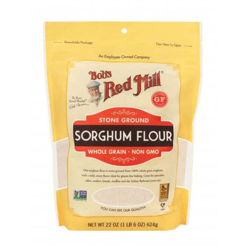 Bobs Red Mill Sorghum Flour 623g - Happy Tummies