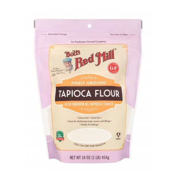 Bobs Red Mill Tapioca Flour 454g - Happy Tummies