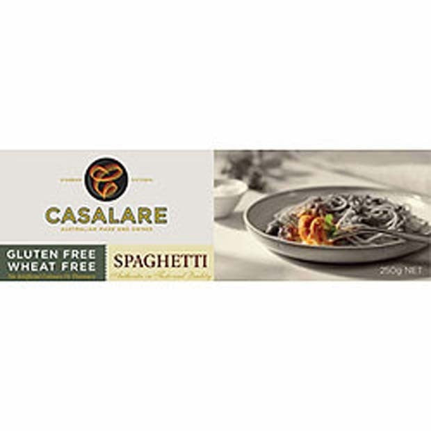 Casalare Gluten Free Brown Rice Spaghetti 250g - Happy Tummies
